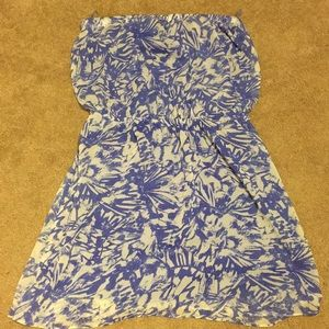 Clearance! ☀️Express strapless sundress